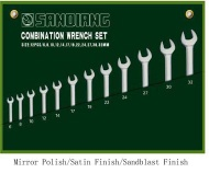Combination Wrench Set - Code:TD5102/TD5202