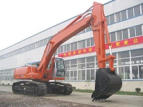 CE Approved Hydraulic Crawler Excavator(21t)