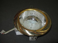 Horizontal recessed downlight with revolving ring(CE approved)