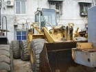used wheel loader cat 966d - 1