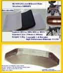 HPPE / Aramid Ballistic Unidirectional (UD) Sheet for making Soft Bullet Proof Vests And Body Armors - Ballistic UD Sheet