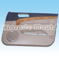 Automobile injection tool/plastic tool/injection mould - HRD-X12235