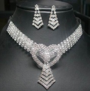 Bridal Jewelry - Necklace Set