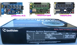 gv800 DVR card, gv1480, gv900, geovision DVR card