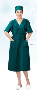 Surgical gown/Operation uniform - OP-4