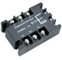BSSR-3DA Three-phase AC solid relay