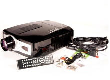 HD66 HDMI HD Ready home theater projector - HD66 projector