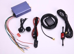 GPS tracker for vehicles or cars with GSM/GPRS