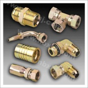 Hydraulic Fittings 、Hydraulic Hose Fittings (Ferrules) 、Hydraulic Adapters - 1E9、AE、00100、10311