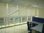leading motorized roller blind system - MJ-CJA153058