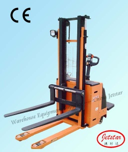 Self Propelled Electric Stacker For Euro Pallet - Self Propelled Elect