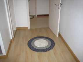 Beautiful door mat / floor mat
