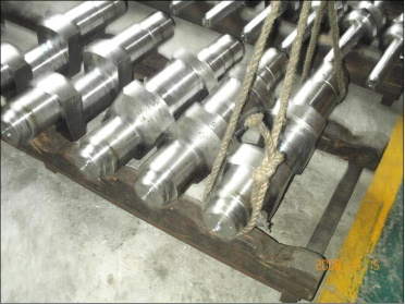 Crankshaft For Punching Press
