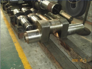 Crankshaft For Crusher