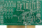 ...Immersion silver PCB , Flash Gold PCB , Blue glue PCB , HASL board.