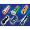 Rechargeable LED flashlight torch - torch