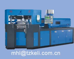 KELI SZCX One Stage 3 Station Injection Blow Molding Machine for pharmaceutical bottle making