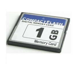 Compact Flash card - Compact Flash card