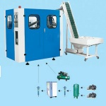 CM-A4 automatic bottle blow molding machine