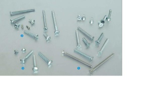 All Kind of Screws are available - All Kind of Screws