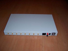 GSM Fixed wireless terminal - wireless gateway