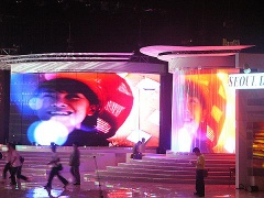 Outdoor Rental LED Display - 06