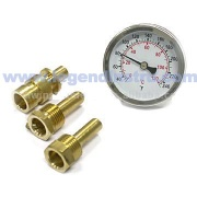 bimetal thermometer - TM-002