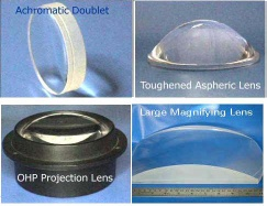 PRECISION GLASS OPTICS - PRECISION GLASS OPTI