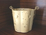 Ornament Flower pot,Metal Planter