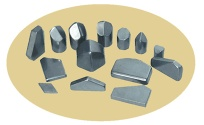 Tungsten Carbide Milling Inserts, Drilling Tips, Woodworking cutter