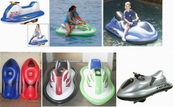 inflatable sea scooter;inflatable water scooter;inflatable jet ski