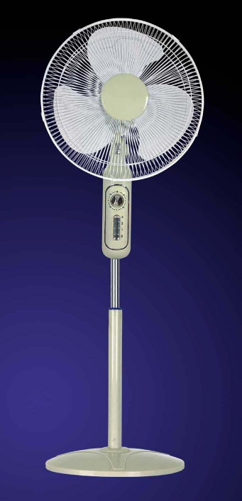 "16""standing fan (with 2 hours timer)"