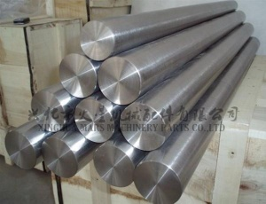 Stainless Steel Round Bar - MS-RB