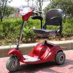 Electric Mobility Trike