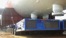 Manufacture Self-Propelled Module Trailer PMT  - 54345