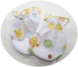 Newborn Baby Carters Cute Baby Care Gloves - 03