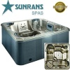 best selling outdoor spa,hot tub ,jacuzzi,whirlpool - SR 808