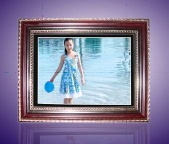 12.1'' digital photo frame