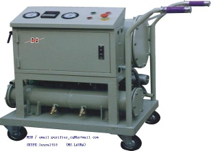 diesel & gasoline oil purifier/ oil recovery/oil recycling