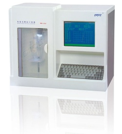 RESISTANCE PARTICLE COUNTER RC-3000 - RC-3000