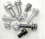 Assembled screw - Assembled screw