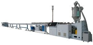 High-speed PE-RT/PP-R/PB One Step PE-Xb Pipe production line(plastic machinery,plastic extruder)