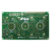 6 Layer Gold Plating PCB (RoHS&UL)