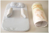 Infant Mattress with Sleeping Positioner  - SP-6001