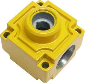 limit switch casing - Zinc Alloy - 04