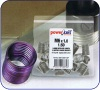 Powercoil Nitronic 60, Nimonic 90, Silver Plate Wire Thread Inserts - Powercoil Nitronic