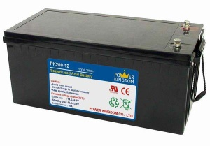 Non-spillable rechargeable batteries - Lead acid batteries