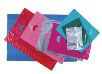 Plastic bags packaging