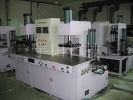 Wax injection machine for the investment casting line