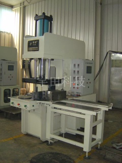 ceramic core injection machine for investment casting line
